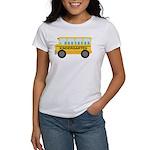 Kindergarten School Bus Women's T-Shirt