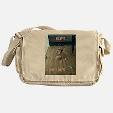 Unique Puggle Messenger Bag