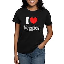 I Love Veggies: Tee