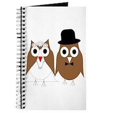 Wedding Owls Journal