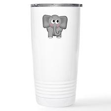 Adorable Elephant Travel Mug