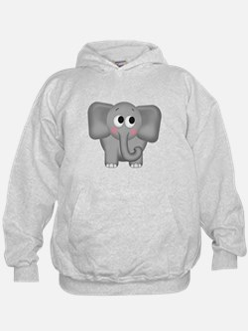 Adorable Elephant Hoodie