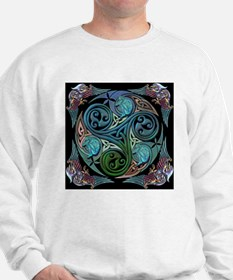 Celtic Spiral of Life Jumper