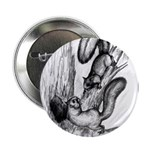"""Squirrels 2.25"""" Button"""