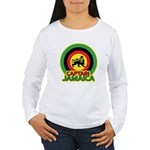 Captain Jamaica Women's Long Sleeve T-Shirt