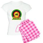 Captain Jamaica Women's Light Pajamas