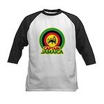 Captain Jamaica Kids Baseball Jersey