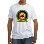 Captain Jamaica Fitted T-Shirt