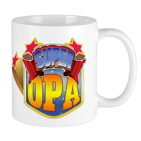 Super Opa Mug