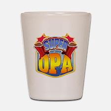 Super Opa Shot Glass