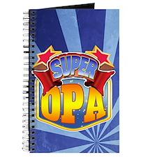 Super Opa Journal