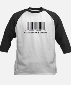 REGISTERED U.S. CITIZEN Tee