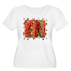 Indian Paintbrush Flowers T-Shirt