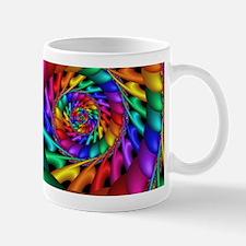 """""""Color 11"""" Fractal Art Mug"""