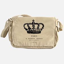 PARIS CROWN Messenger Bag