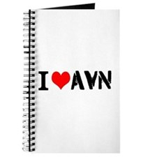 I Love Avination (AVN) Journal