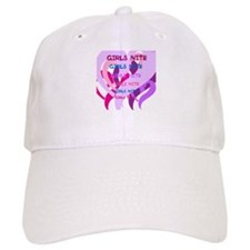 OYOOS girls nite design Baseball Cap