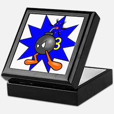 Bomb Keepsake Box