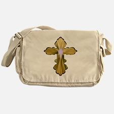 Holy Spirit Cross Messenger Bag