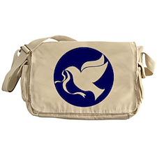 Peace Dove Messenger Bag