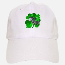 Lucky Irish Possum Baseball Baseball Cap