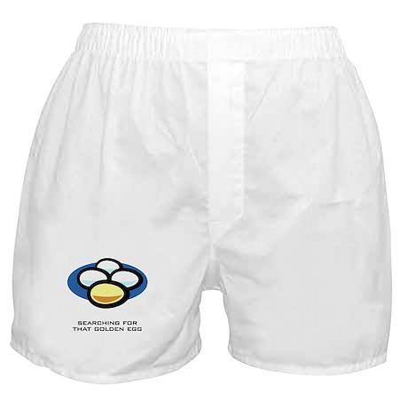 Golden Egg Boxer Shorts