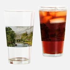 Warwick Castle Drinking Glass