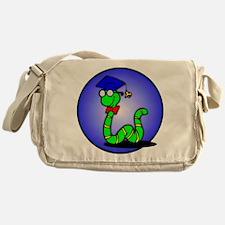 Bookworm Messenger Bag