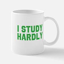 I Study Hardly Mug