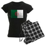 Algeria Women's Dark Pajamas
