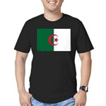 Algeria Men's Fitted T-Shirt (dark)