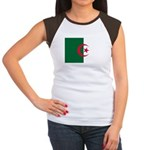 Algeria Women's Cap Sleeve T-Shirt