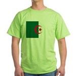 Algeria Green T-Shirt