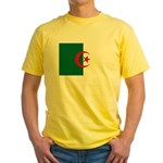 Algeria Yellow T-Shirt