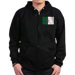 Algeria Zip Hoodie (dark)