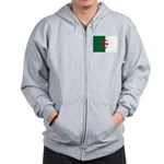 Algeria Zip Hoodie