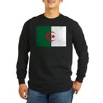 Algeria Long Sleeve Dark T-Shirt