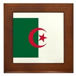 Algeria Framed Tile