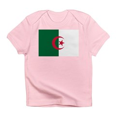 Algeria Infant T-Shirt
