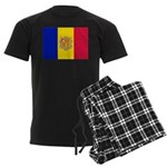 Andorra Men's Dark Pajamas