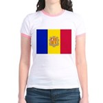 Andorra Jr. Ringer T-Shirt