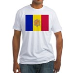 Andorra Fitted T-Shirt