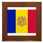 Andorra Framed Tile