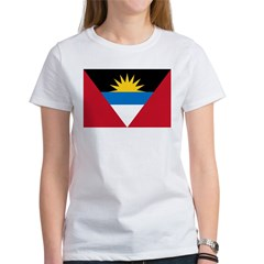 Antigua and Barbuda Women's T-Shirt