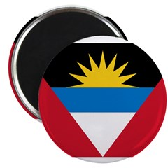 Antigua and Barbuda Magnet