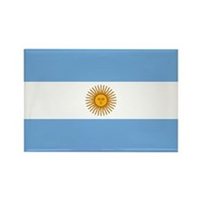 Argentina Rectangle Magnet