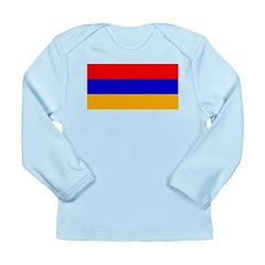 Armenia Long Sleeve Infant T-Shirt