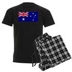 Australia Men's Dark Pajamas
