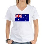 Australia Women's V-Neck T-Shirt