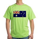Australia Green T-Shirt